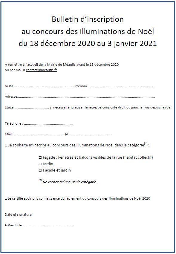 Img bulletin participation